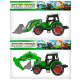 construction machine 32x22x11 658 1 bag with sling