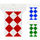 cube magic hose 9x15 2080 bag with a pendant