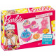 Barbie rp plastic massage + accessories 21x15x5 pu