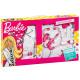 Barbie ROLLE SPIELEN kleinen Arzt Kleid Box 54x33x