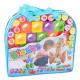 Educational blocks 25x24x5 wl513102 bag