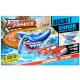 car track + accessories 40x24x7 wz010 13 shark