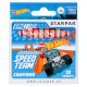 Wachsmalstifte 12 Farben Starpak Hot Wheels pud