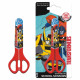 130 metalpac scissors Transformers blister