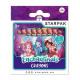 Wachsmalstifte 12 Farben Starpak Enchantimals Pud