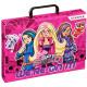 Ordner mit Griff a4 Starpak Barbie Spion Pud