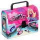 Karton 200x145x80 Barbie Starpak mit Griff