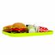 konyhai szett 24x34x6 élelmiszerzsák fogasokkal
