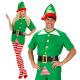 'santa's kleine helper elf' (shirt, ri