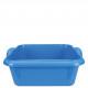 Bowl, 10 liter, 15 x 36 x 31 cm, Blue