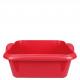 Bowl, 10 liter, 15 x 36 x 31 cm, rood