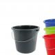 Bucket, Household bucket 5 L, with metal bracket,