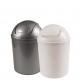Swing-Top Wastebasket, 5 liter, d = 19 cm, H = 30