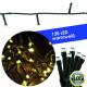 Kerstverlichting LED 120, warm wit, binnen en buit