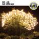 Lights Power LED 100 LED, warm wit, 150x150cm Time