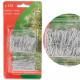 Bauble Hanger, silver, 150 pcs,
