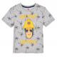 Fiúk szürke pólója Fireman Sam