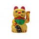 Calico cat, Winkekatze ceramic 17cm