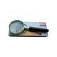 Hand magnifier 5cm 3 magnifications