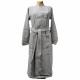 bathrobe gray size ml man versace 19v69 abbig