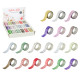 Washi tape, 18- times assorted , about 3m