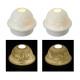 Lanterne, dôme LED, 2- fois assorti 11,5 cm de dia