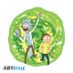 RICK AND MORTY - Mousepad - Portal - in shape