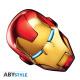 MARVEL - Mousepad - iron man - in shape