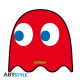 PAC-MAN - Mousepad - Ghost - in shape