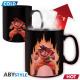 DRAGON BALL - Mug Heat Change - 460ml - DBZ / Goku