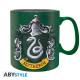 HARRY POTTER - Mug - 460 ml - Slytherin - box x2