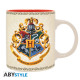 HARRY POTTER - Mug - 320 ml - Hogwarts 4 Houses -