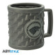 GRA OF THRONES - Mug 3D - STRONG x2