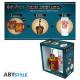 HARRY POTTER - Pacchetto in vetro 29cl + portachia