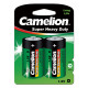 2x R20 / Mono, la batterie Super Heavy Duty (zinc