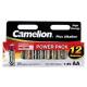 12x LR6 / AA, Bateria Plus Alkaline eko Doppe