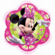 Junior Shape Minnie foil balloon loose 46 x 46 cm