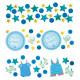 Confetti Shower With love - boy 34 g, 3 motives