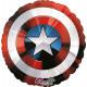 Jumbo 'Avengers Shield' Folienballon, verpackt, 71