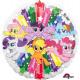 Estándar ' My Little Pony - Group' Foil Ba