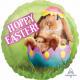 Standard 'Avanti Hoppy Easter' Foil Balloo