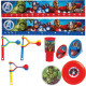 Party Gifts Megapack Avengers 48 pieces
