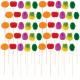 50 o strukturze plastra miodu wybiera FRUITS miesz