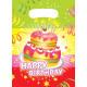 6 party bags Happy Birthday