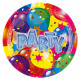 8 plate balloon party 2 23 cm