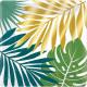 8 Tányér Key West négyzetes 25 cm