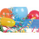 Party-Pack balloons and streamers 27 pieces