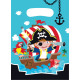 8 party bags pirate