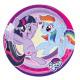 8 plato alrededor de ' My Little Pony - 2017&#