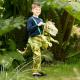 Gyermek ruha dinoszaurusz ride 6-10 év